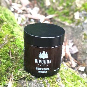Baume à barbe Bivouak 60 ml