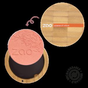 recharge fard à joues bio zao make up