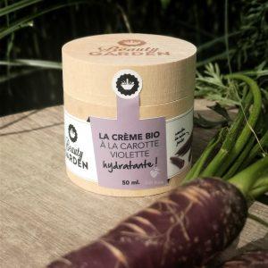 creme carotte bio beauty garden