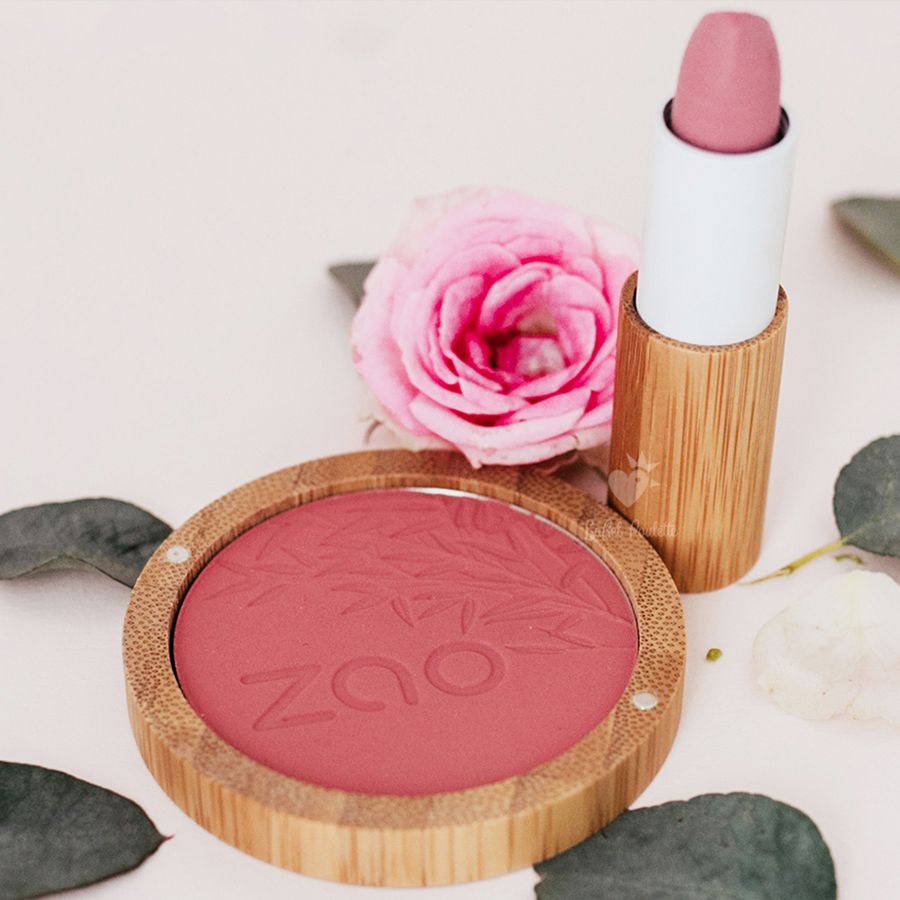 maquillage bio vegan Zao Make Up Photo Ulrike Photographe