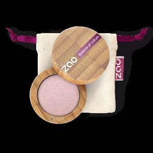 ombre à paupières nacrée Zao beige rosé 102