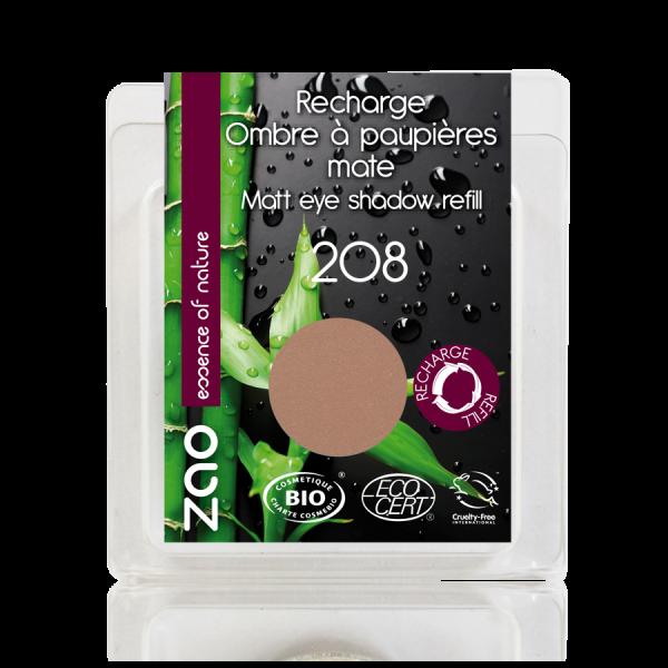 recharge fard à paupières nude irisé 208