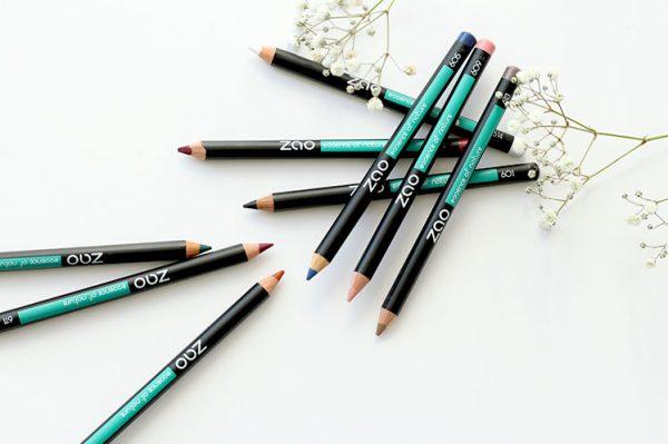 crayon zao make-up yeux-lèvres et sourcils