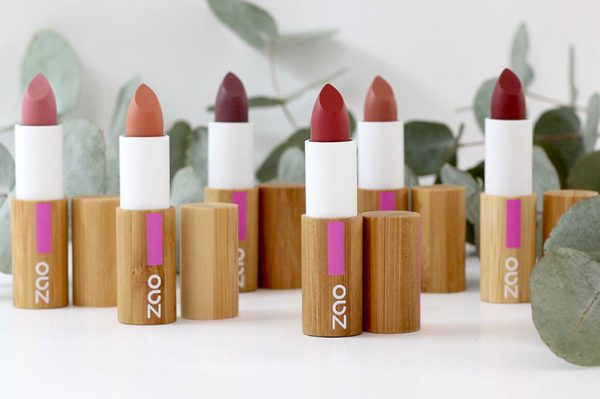 rouge à lèvres rechargeable zao make up