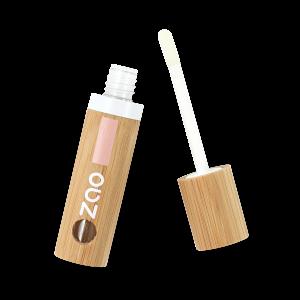 l'huile à lèvres vegan zao make up 3,8 g