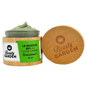 masque concombre beauty garden 50ml