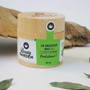 masque concombre Beauty Garden 50 ml