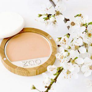 fond de teint compact zao make up