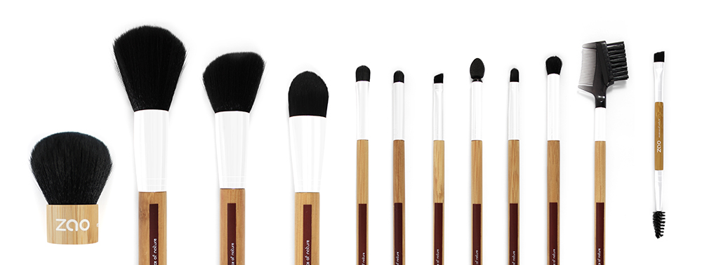 PINCEAUX MAQUILLAGE ZAO