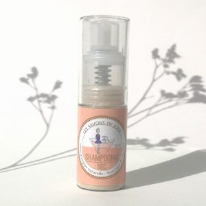 shampooing sec savons de joya