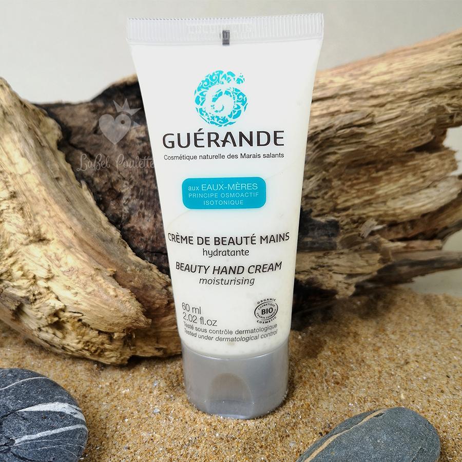 Crème beauté mains guerande cosmetics creme hydratante mains