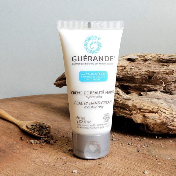 crème mains bio Guérande