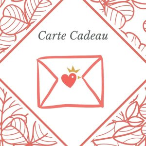 Carte cadeau label poulette