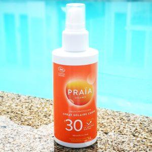 creme solaire indice 30 Praia