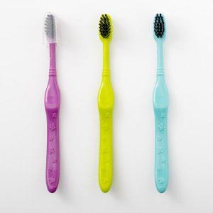 Brosse à dents recyclée & recyclable Bioseptyl poils souple
