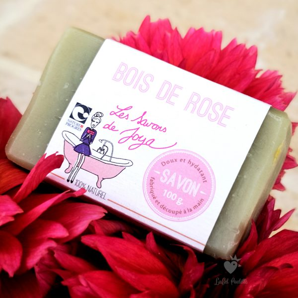 savon surgras bois de rose savons de joya 100 g