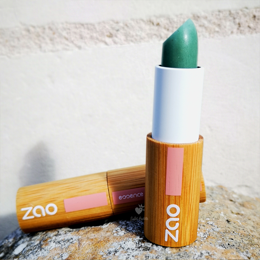 gommage lèvres Zao Make Up