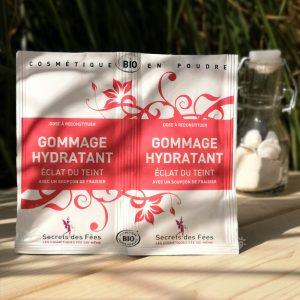 Gommage Hydratant Eclat du Teint secrets des fées