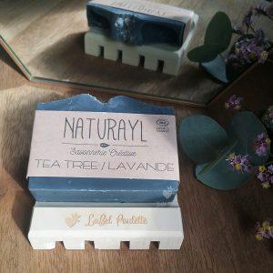 savon tea tree lavande naturayl