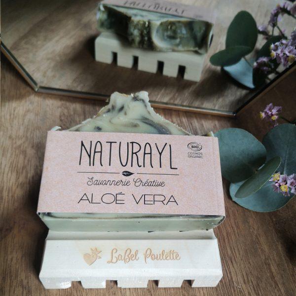 savons surgras Aloe Vera Naturayl