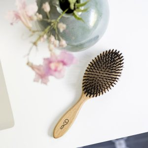 brosse à cheveux démêlante 1845 brosserie française grand modele
