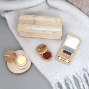coffret cozy beauty zao make up