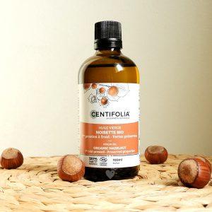 huile noisette bio centifolia