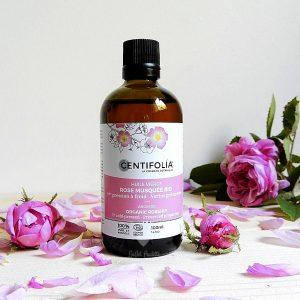huile rose musquée centifolia