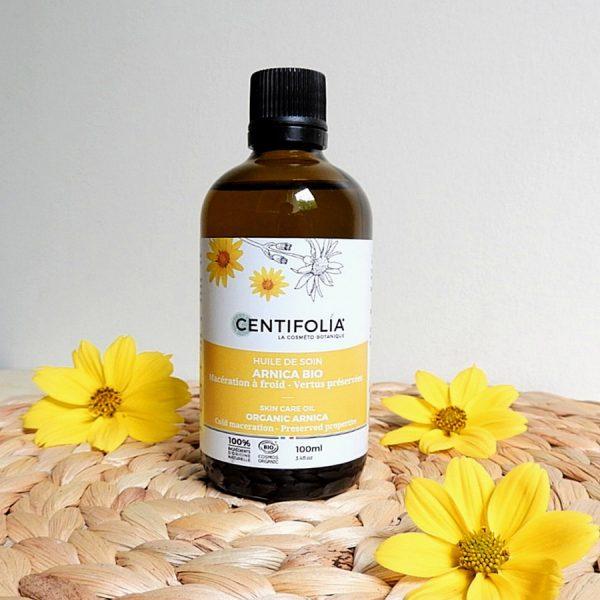 huile soin arnica centifolia