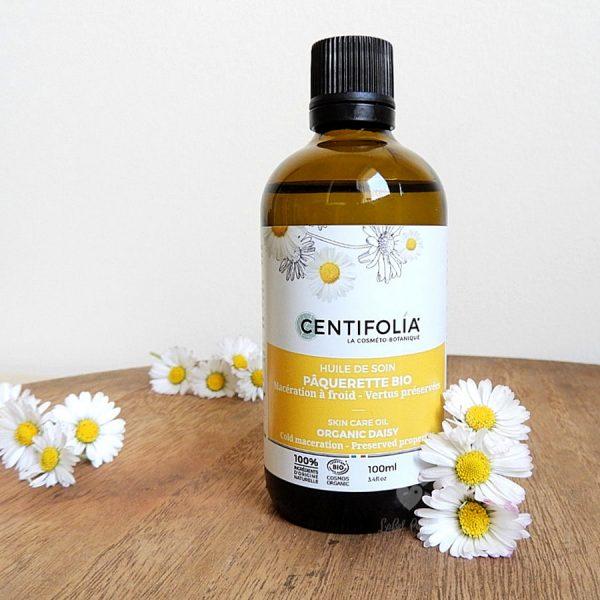 huile de soin de paquerette centifolia