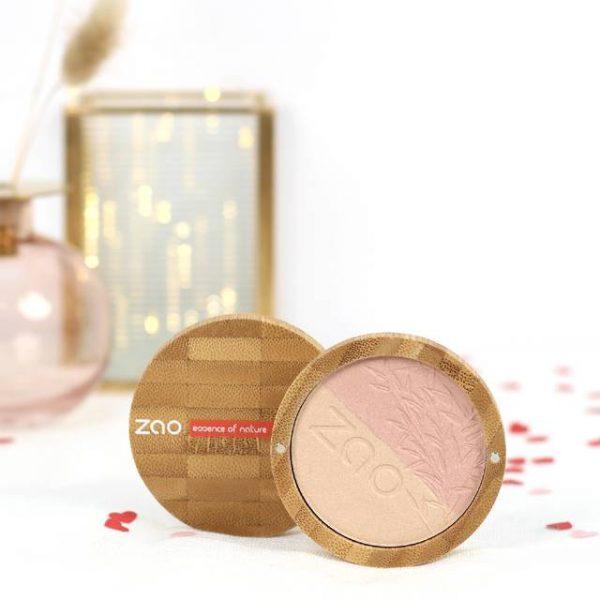 L'highlighter Shine Up Powder zao make up