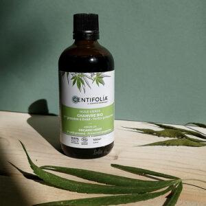 huile chanvre bio centifolia