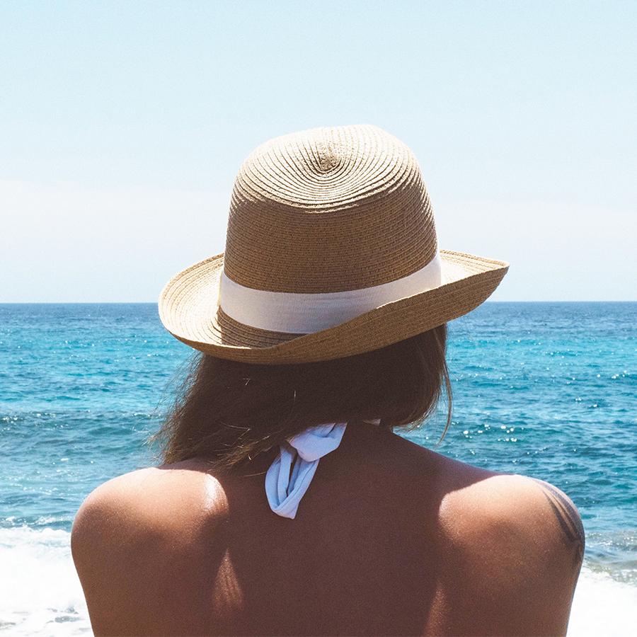 prendre soin de ses cheveux en été photo : Jens Kreuter