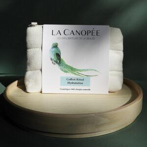 coffret rituel hydratation la canopée