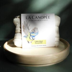 coffret rituel peau parfaite la canopée