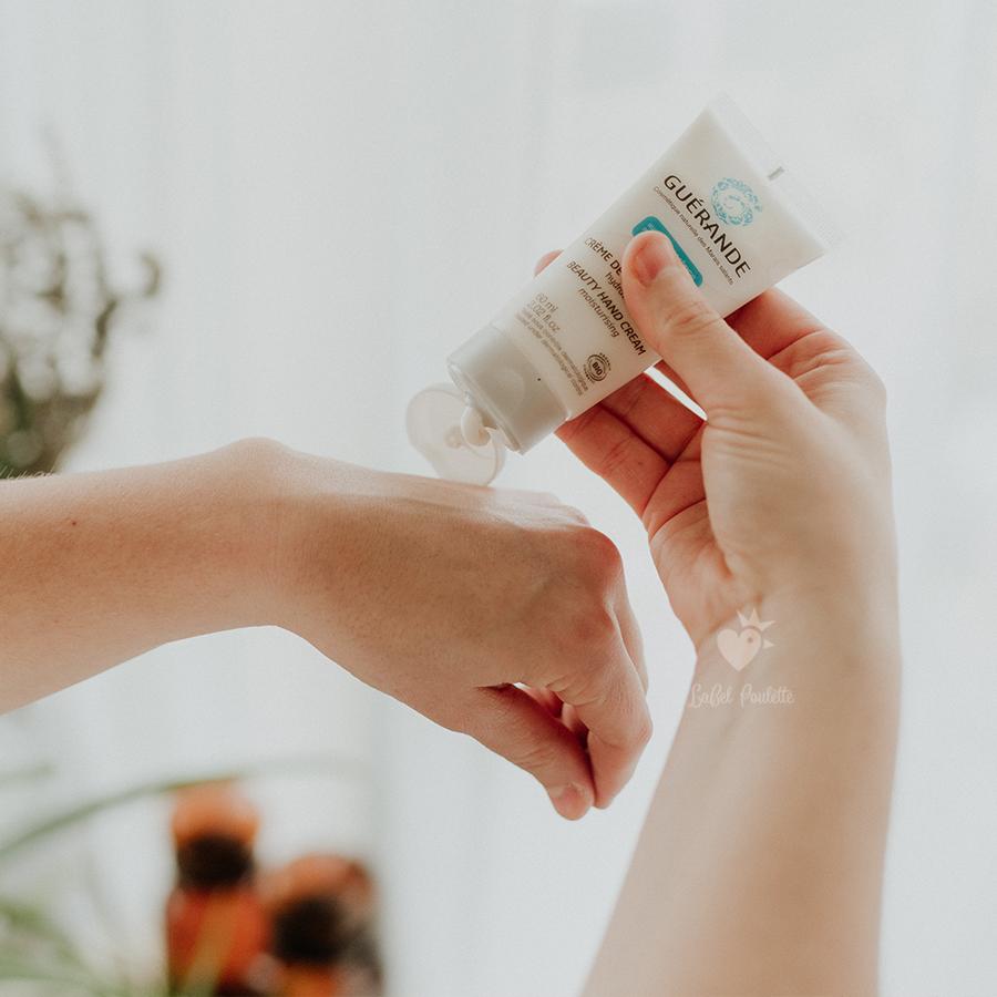 prendre soin de sa peau, ses mains en été