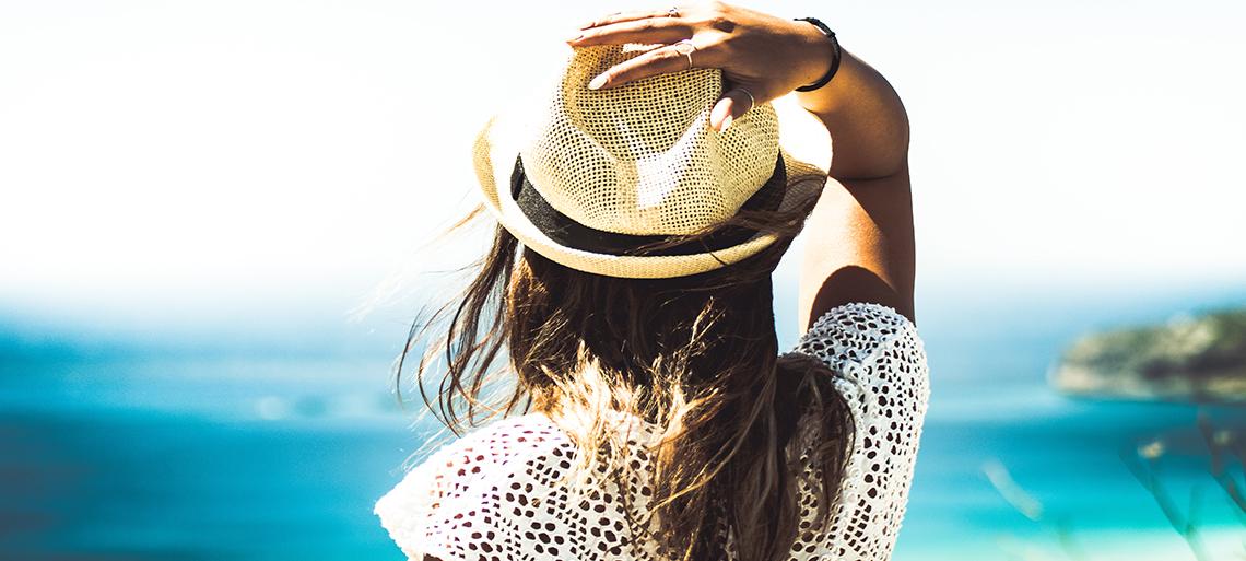 prendre soin de sa peau et ses cheveux en été
