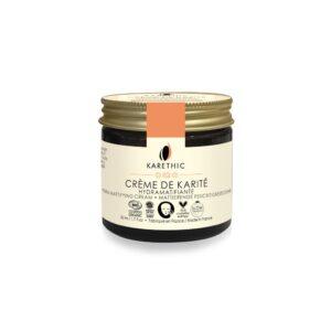 crème de karité hydratante et matifiante Karethic