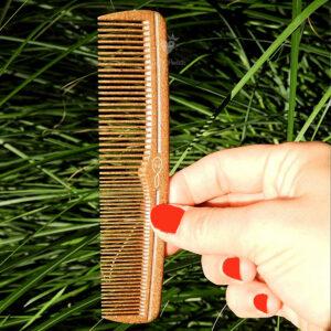 peigne cheveux barbe 1845